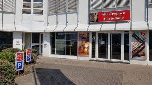 Alfa-Treppen Treppen Ausstellung Grünstadt